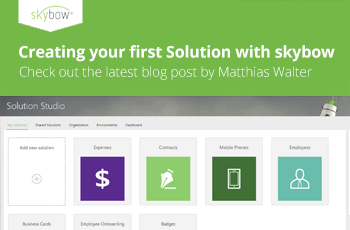 Creating-your-first-Solution-with-skybow